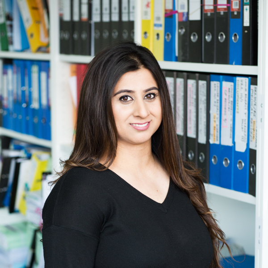 Khadija Shad, Litigation Executive