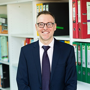 Gareth Maher-Jones, Chartered Legal Executive