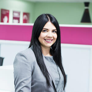 Amber Spencer, Trainee Solicitor