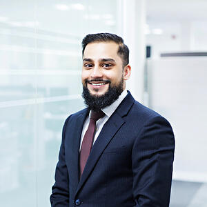 Bilal Hussain, Solicitor