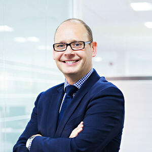 Richard Clark, Chief Operations Officer