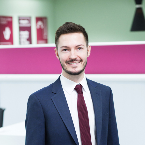 Nicholas Gardner - Trainee Legal Executive