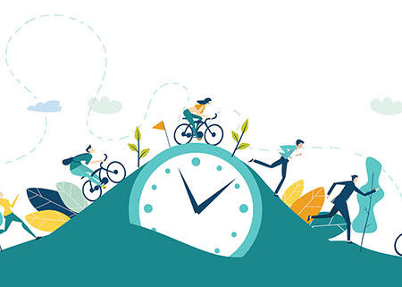 Cycling to success to achieve the best possible outcome