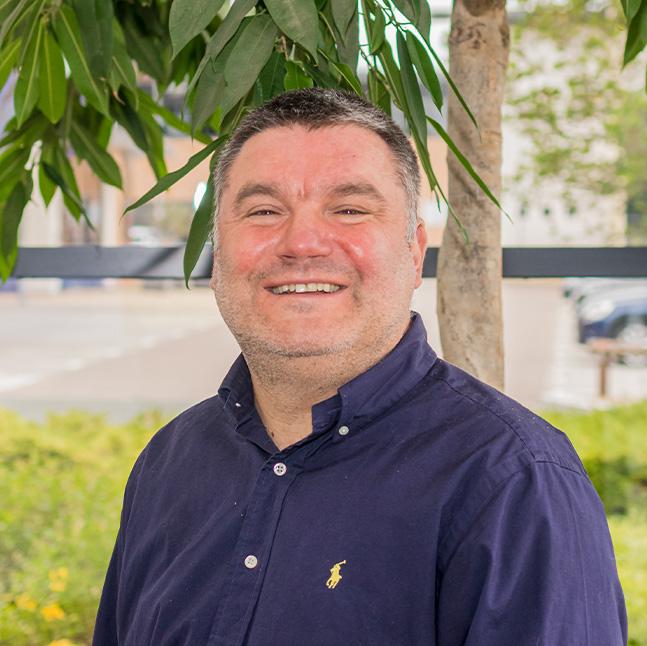 Steve Maloret