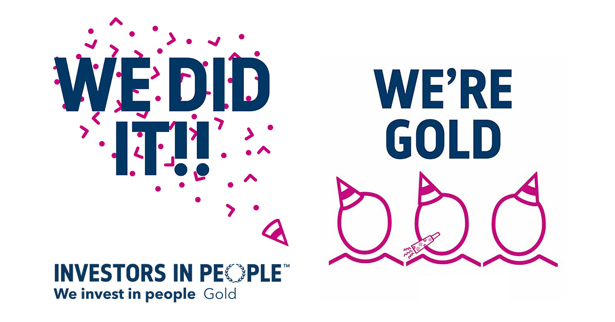 We strike gold with Investors in People (IIP) accreditation | CFG Law