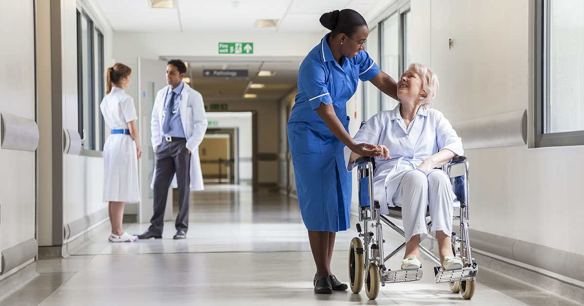What to expect when a family member is leaving hospital after a TBI?