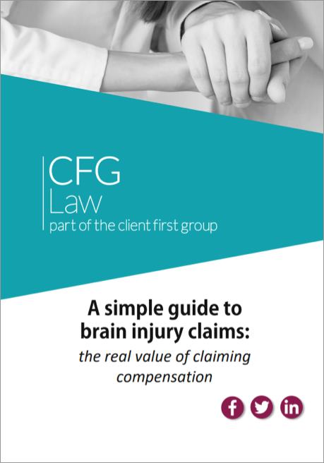 eBook - A simple guide to brain injury claims
