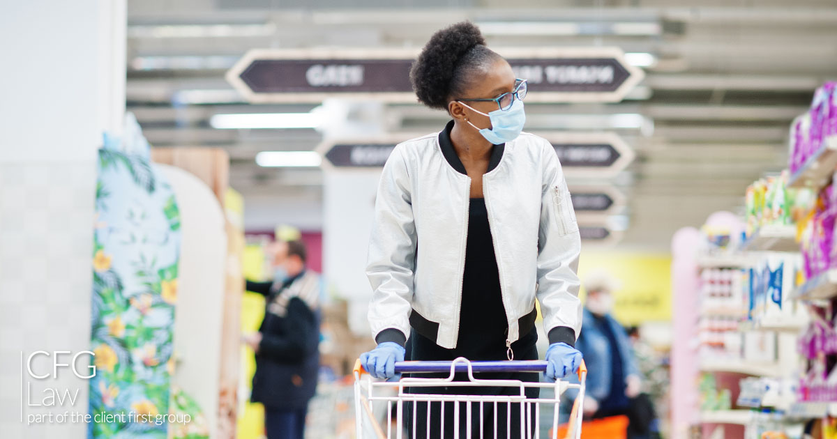 How social distancing has changed shopping for brain injury survivors | CFG Law