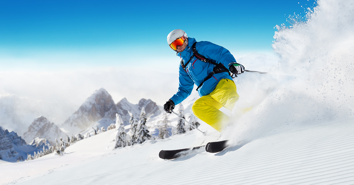 Are winter sports a slippery slope to TBI?